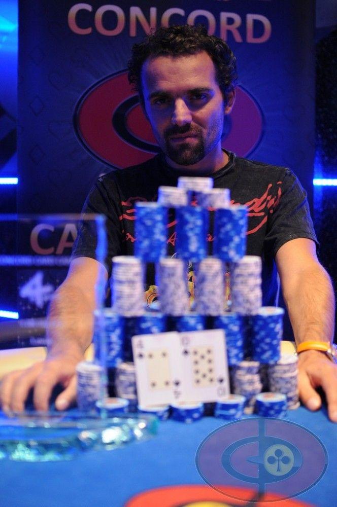 Petr Bulíř, vítěz Main Eventu