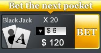 Spróbuj nowych stołów BackBet przy stołach Titan Poker 102
