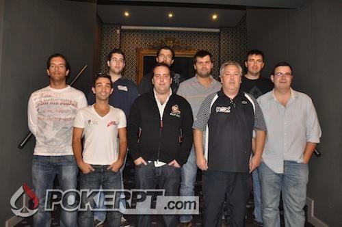 Portugal Poker Series 2011 - João Pi Correia é o campeão em Espinho 101