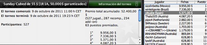 Pinchazos de los jugadores españoles en PokerStars 103