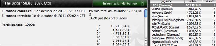 Pinchazos de los jugadores españoles en PokerStars 104