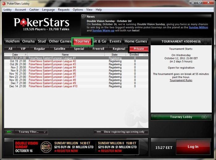 PokerNews Източно Европейска лига за ,000 в PokerStars... 101