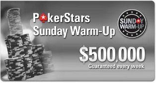 Tegu jums dvejinasi akyse šį PokerStars dvigubos vizijos sekmadienį 101