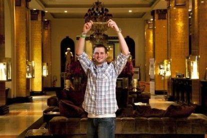 WSOPE 2011: #4 apyrankę pelno Tristanas Wade, lietuviai neišgyvena #5 ir #6 turnyruose 101