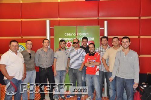 Knockout Figueira Poker: Quinaz é o vencedor da etapa de Outubro 101