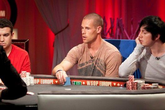 Сформирован финальный стол WSOPE 2011 Main Event, Довженко... 101