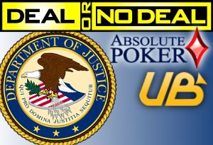 Absolute Poker ir Ultimate Bet mirė? 101