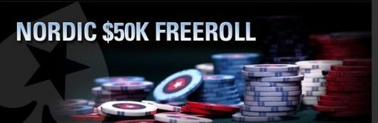 PokerNews 00 Nordiska liga & k freeroll hos PokerStars 101