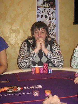 Чіплідер турніру Андрій Дорожкін