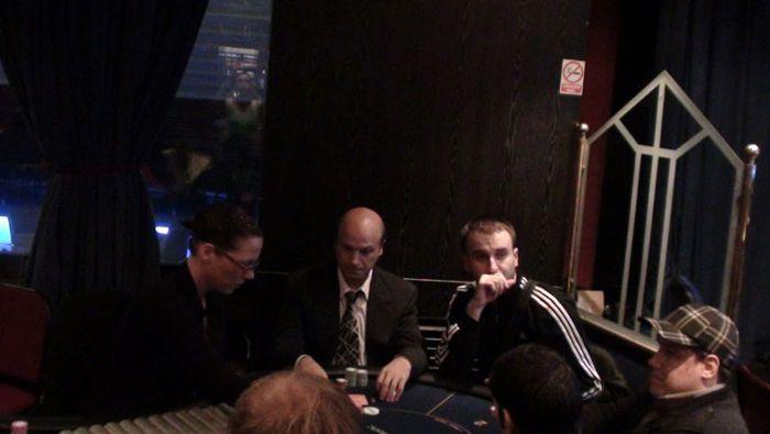 Poker u akciji, akcija u pokeru!