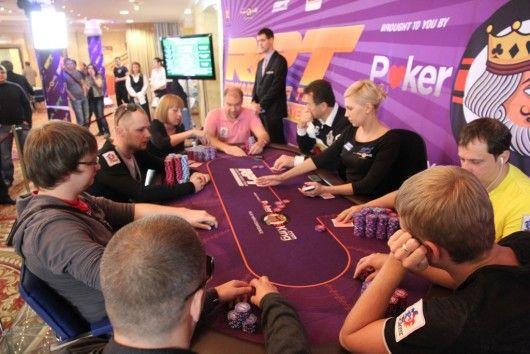 Фінальний стіл ME RPT Київ 2011