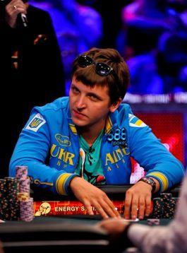 Антон Макиевский - первый украинец-финалист WSOP ME