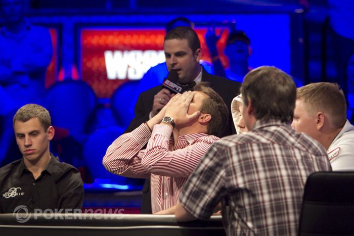 2011 World Series of Poker Main Event финална маса: Lamb, Heinz или Staszko? 107