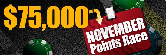 Delta i  000 Point Race hos Redkings 101
