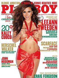 Daily News: Лианн Твидден в Playboy, будущее онлайн покера... 101