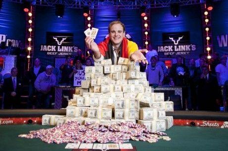 Pius Heinz er den nye World Series of Poker mester!