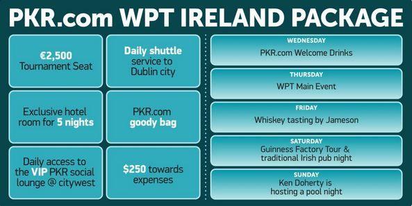 PKR sender hele 60 spillere til WPT Irland i januar 2012 101
