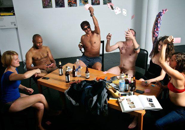 Strip Poker u New York-u! 101