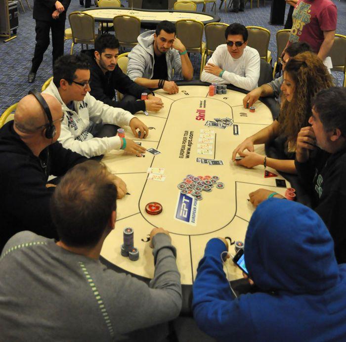Ελληνικές επιτυχίες στα side events 106