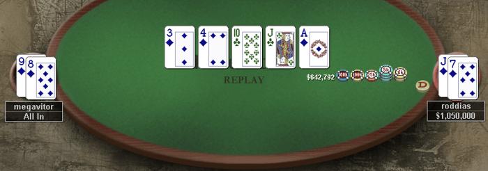 André roddias Dias vence evento #7 do PT Poker Series 101