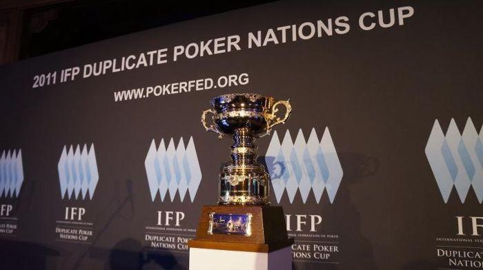 Германия спечели първата Nations Cup Duplicate Poker купа 101