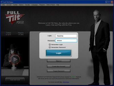 Oprogramowanie Full Tilt Poker jest warte miliony