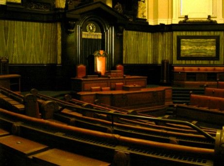 County Hall Council Chamber