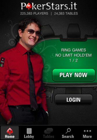 PokerStars lansira prvu mobilnu aplikaciju za keš igru i turnire 101
