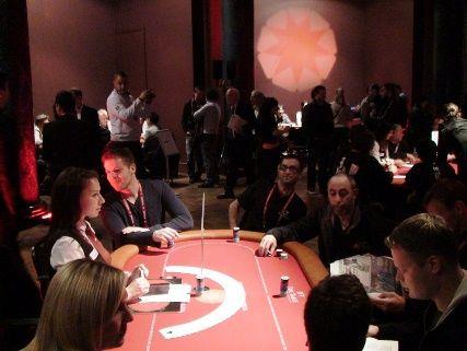 Покер блог на Red Rat: IFP The Table и една незабравима... 101