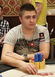 To nie był najlepszy dzień dla Maxa Lykova