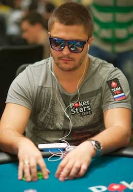 Max Lykov, na Macau ME