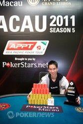 Randy Lew - Mistrz APPT Macau Main Event 2011