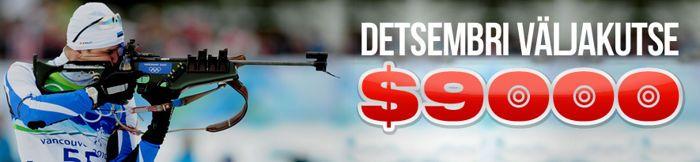 Osale Olympic-Online detsembri 00 väljakutsel 101
