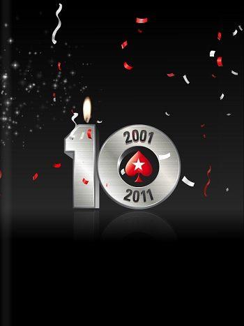 PokerNyheter 2. desember: PokerStars med 10 års e-magazine 101