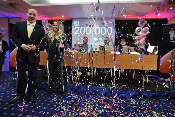8-мо място от 200,000 и ,000 за pumata13 в Световния Рекорд... 102
