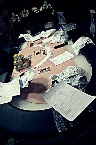 LIVE: финална маса от WPT Prague, плюс крайните... 101