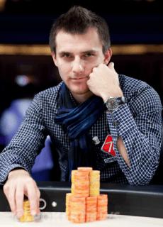 Andrey Pateychuk fra Russland vant WPT Praha