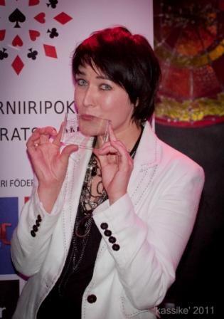 Kelly Limonova - parim naismängija 2011