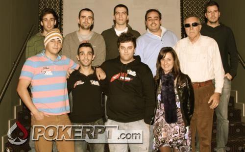 Herlander Pereira continua a liderar o Main Event do Solverde Poker Season 101