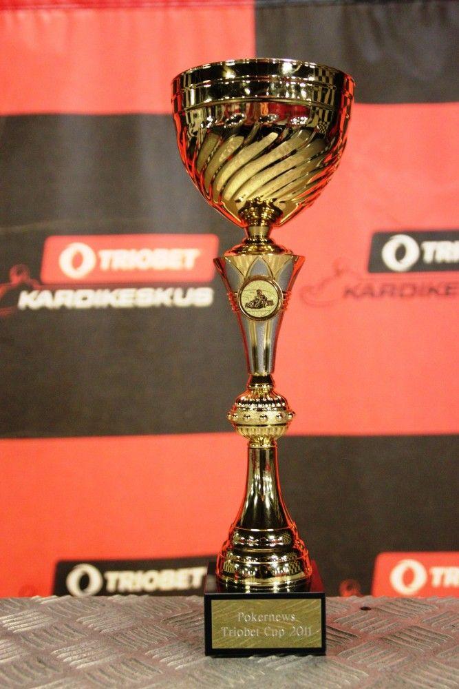 Pokernews Triobet Cup 2011 karikas