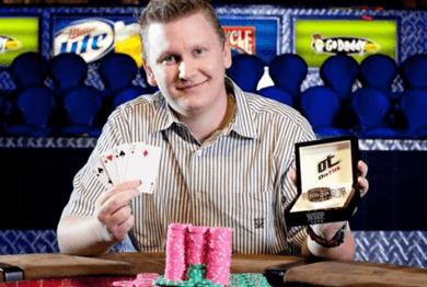 Ben Lamb, Lider rankingu Card Player of the Year i objawienie WSOP 2011