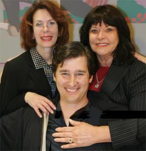 Philas Hellmuthas su šeima