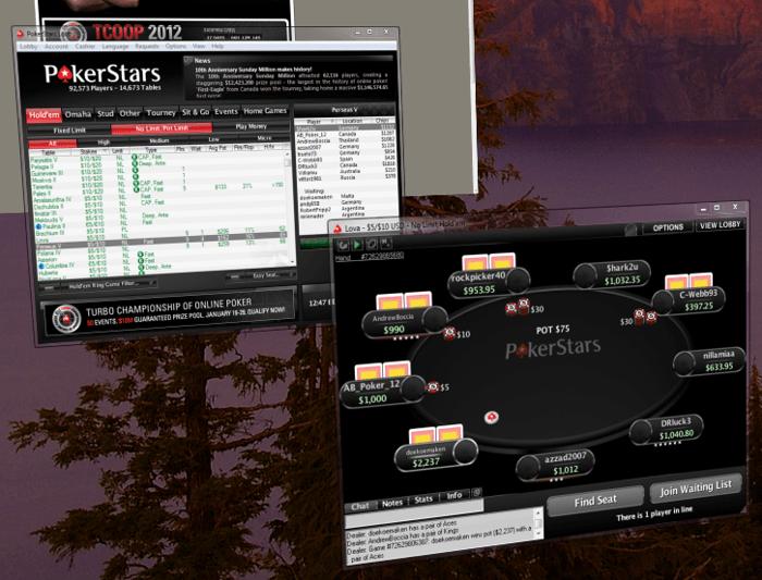 PokerStars с промени в рейк системата си за 2012 101