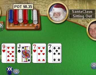 SantaClaus в PokerStars