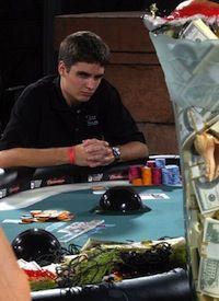 Steve Paul-Ambrose (Picture courtesy of PokerStars)
