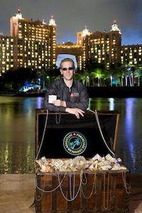 """Bertrand """"ElkY"""" Grosspellier (Φωτογραφία του PokerStars Blog)"""