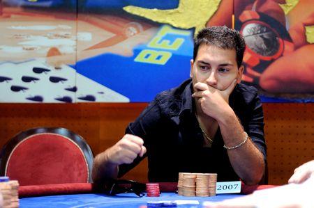 Вилиян Петлешков на Италианския Покер Тур Нова Горица
