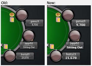 Няколко подобрения в софтуера на PokerStars 101