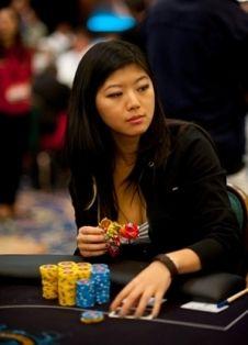 Paskutinė turnyro dama Xuan Liiu