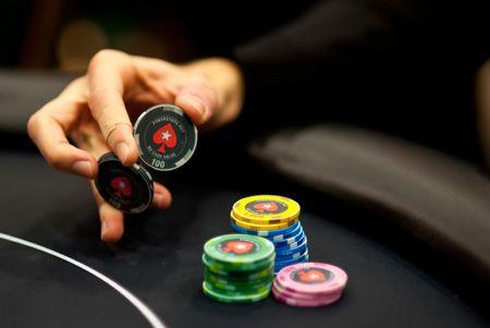 Fotó egy PokerStars-versenyről